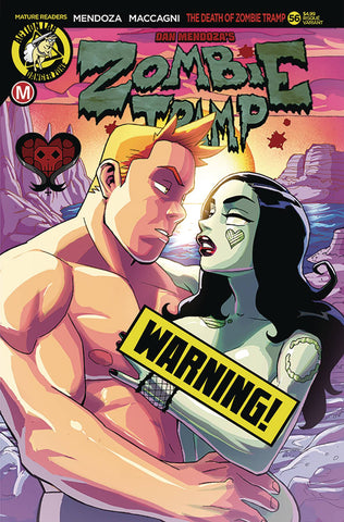 ZOMBIE TRAMP ONGOING #56 CVR B WINSTON YOUNG RISQUE