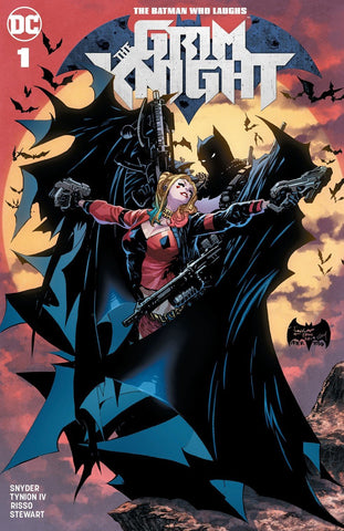 BATMAN WHO LAUGHS THE GRIM KNIGHT #1 PHILIP TAN EXCLUSIVE