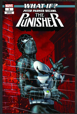 WHAT IF? PUNISHER #1 JOE JUSKO EXCLUSIVE