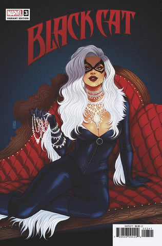 BLACK CAT #3 BARTEL VAR