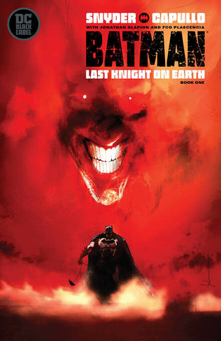 BATMAN LAST KNIGHT ON EARTH #1 (OF 3) VAR ED (MR)