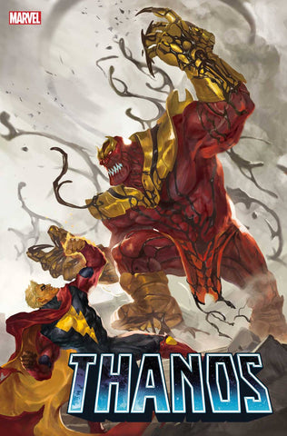THANOS #4 (OF 6) SUNGHAN YUNE CARNAGE-IZED VAR