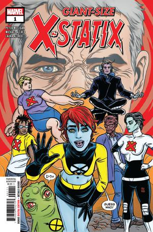 GIANT SIZED X-STATIX #1