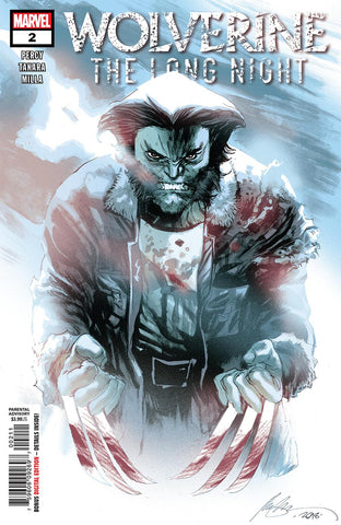 WOLVERINE LONG NIGHT ADAPTATION #2 (OF 5)
