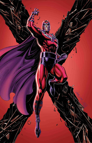 X-MEN BLACK MAGNETO #1 JSC VIRGIN VAR