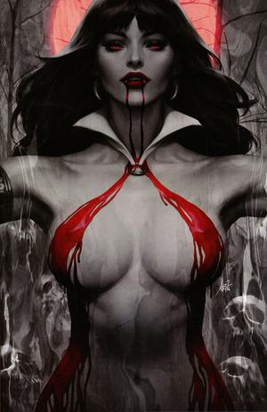 VAMPIRELLA #2 LAU RARE BLOOD MOON VAR