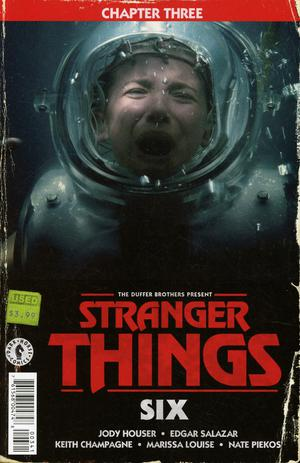 STRANGER THINGS SIX #3 (OF 4) CVR D SATTERFIELD PHOTO