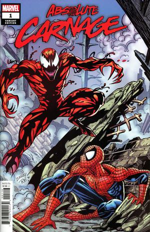 ABSOLUTE CARNAGE #1 (OF 4) BAGLEY HIDDEN GEM VAR AC
