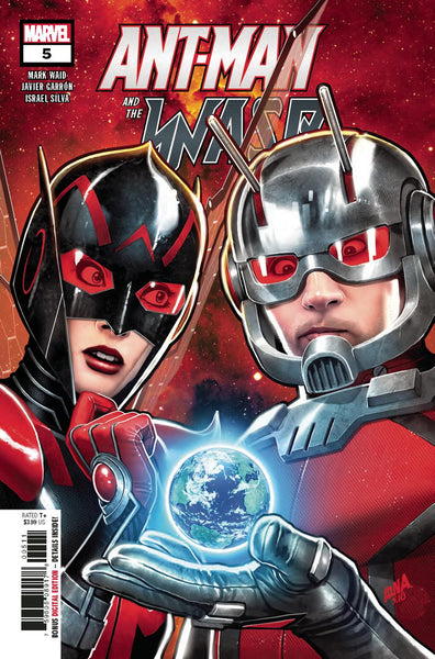 ANT-MAN AND THE WASP #5 (OF 5)