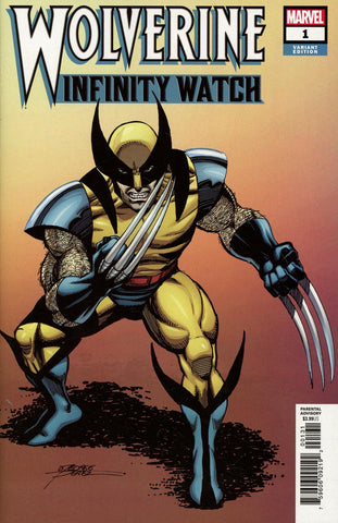 WOLVERINE INFINITY WATCH #1 (OF 5) PEREZ VAR