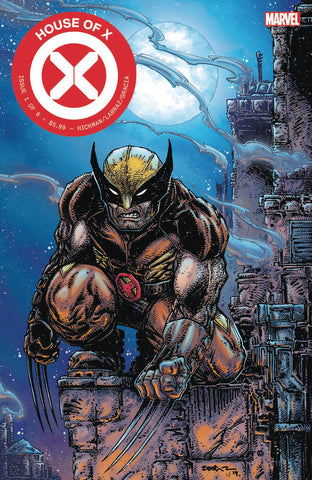 HOUSE OF X #1 (OF 6) KEVIN EASTMAN EXCLUSIVE