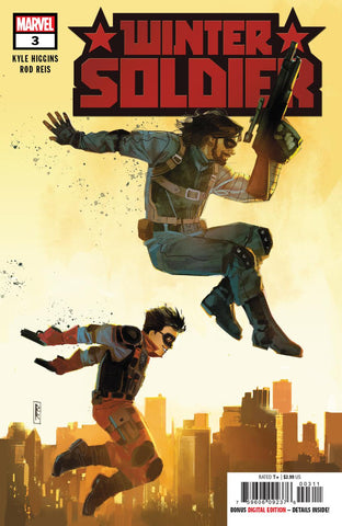 WINTER SOLDIER #3 (OF 5)