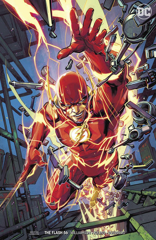 FLASH #56 VAR ED