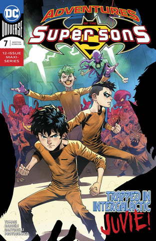 ADVENTURES OF THE SUPER SONS #7 (OF 12)