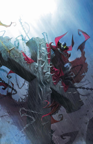 SPAWN #296 CVR B MATTINA VIRGIN