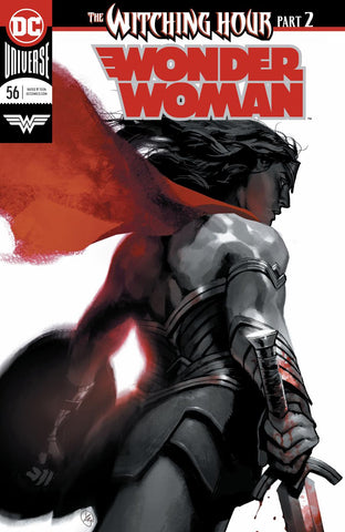 WONDER WOMAN #56 FOIL (WITCHING HOUR)