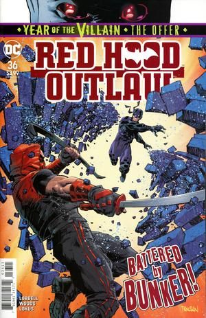 RED HOOD OUTLAW #36 YOTV THE OFFER