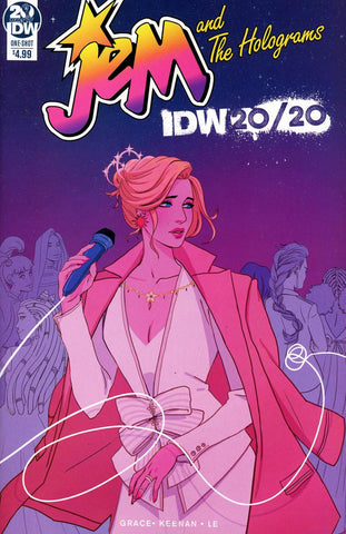 JEM AND HOLOGRAMS IDW 2020 KEENAN