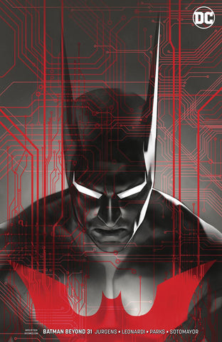 BATMAN BEYOND #31 VAR ED