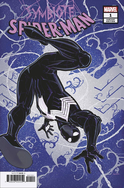 SYMBIOTE SPIDER-MAN #1 (OF 5) BRADSHAW VAR