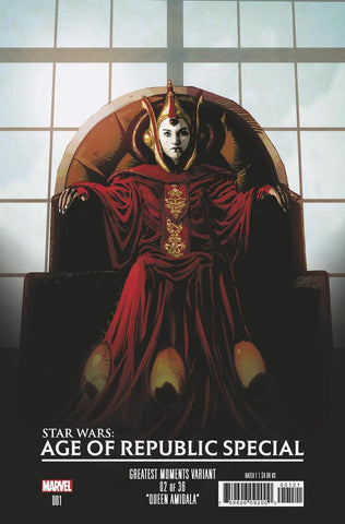 STAR WARS AOR SPECIAL #1 DEODATO GREATEST MOMENTS