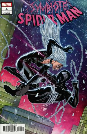 SYMBIOTE SPIDER-MAN #4 (OF 5) LIM VAR