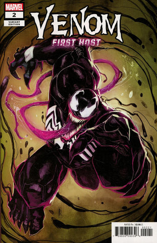 VENOM FIRST HOST #2 (OF 5) REIS VAR