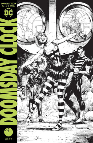 DOOMSDAY CLOCK #6 (OF 12) FINAL PTG