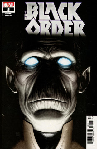 BLACK ORDER #5 (OF 5) CHRISTOPHER VAR