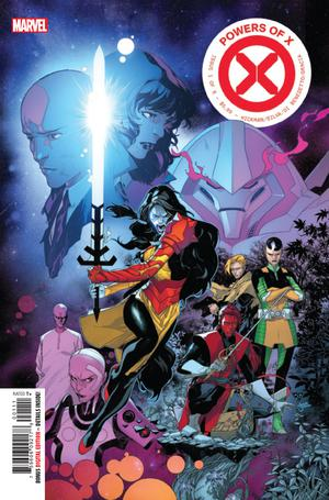 POWERS OF X #1 (OF 6)