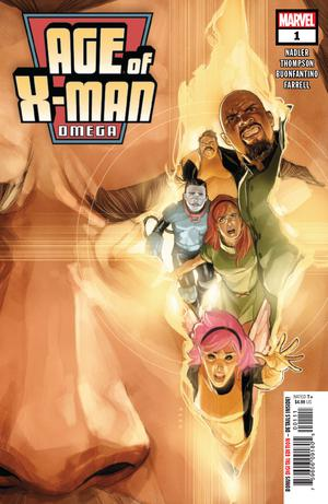 AGE OF X-MAN OMEGA #1 #1