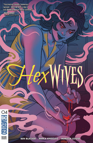 HEX WIVES #4 (MR)