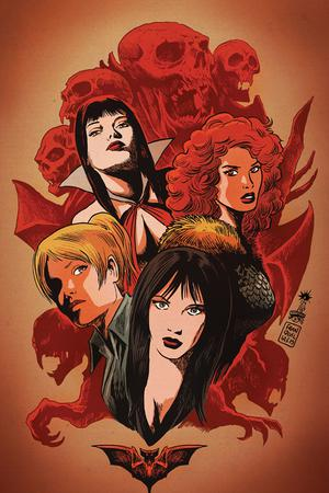 RED SONJA VAMPIRELLA BETTY VERONICA #1 FRANCESCO VIR