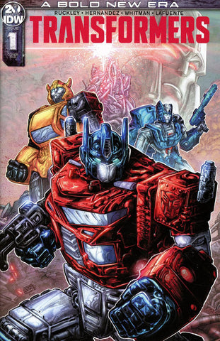 TRANSFORMERS #1  WILLIAMS INCV