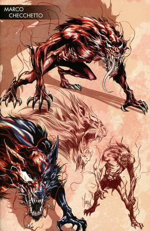 ABSOLUTE CARNAGE #2 (OF 5) CHECCHETTO YOUNG GUNS VAR AC