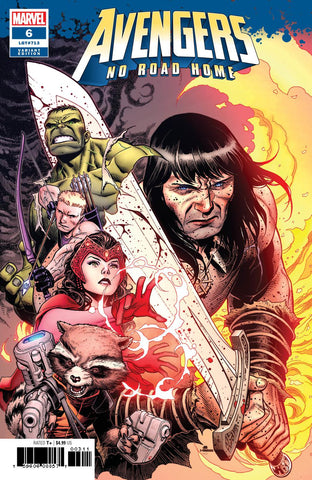 AVENGERS NO ROAD HOME #6 (OF 10) CHEUNG VAR