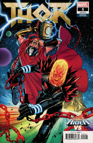 THOR #5 LUPACCHINO COSMIC GHOST RIDER VAR