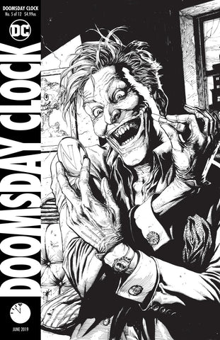 DOOMSDAY CLOCK #5 (OF 12) FINAL PTG