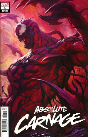 ABSOLUTE CARNAGE #1 (OF 4) ARTGERM VAR AC