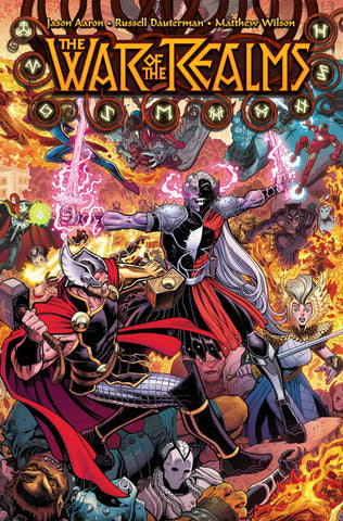 WAR OF REALMS #1