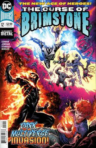CURSE OF BRIMSTONE #12
