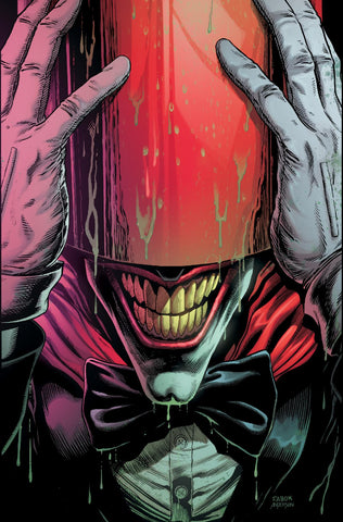 BATMAN THREE JOKERS #1 (OF 3) JASON FABOK REDHOOD VAR ED