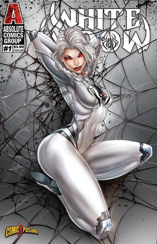 WHITE WIDOW #1 JAMIE TYNDALL COMICXPOSURE EDITION
