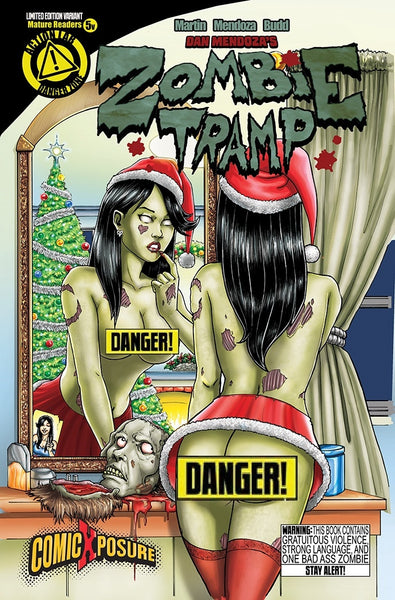 Zombie Tramp Ongoing #5 ComicXposure Exclusive Risqué Variant