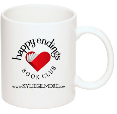 Happy Endings Book Club mug: Kylie Gilmore