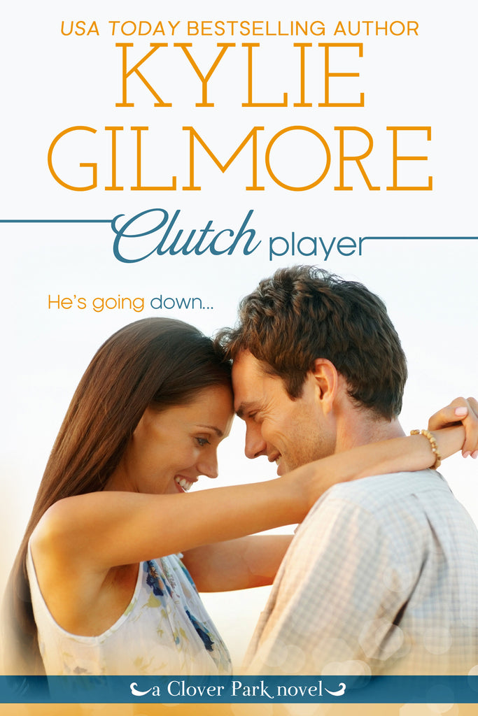 Clutch Player by Kylie Gilmore