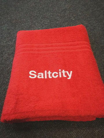 Saltcity Beach Towels