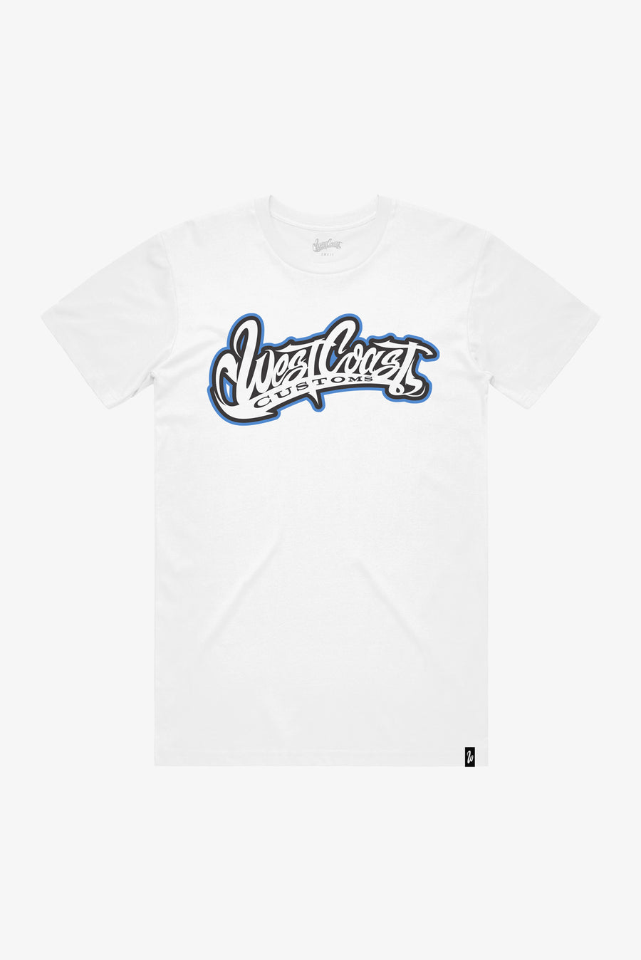 Original Logo White Tee