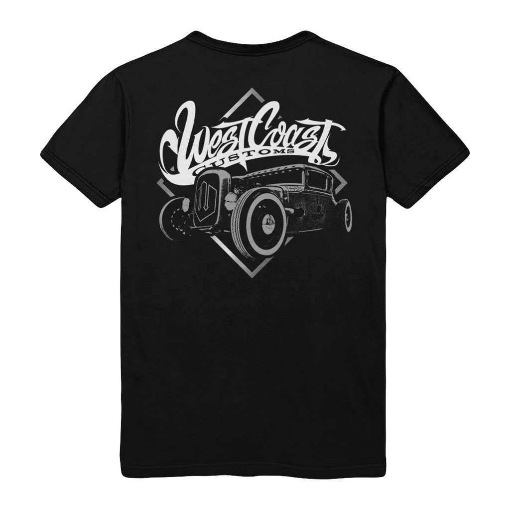 Platinum Youth Hot Rod Tee