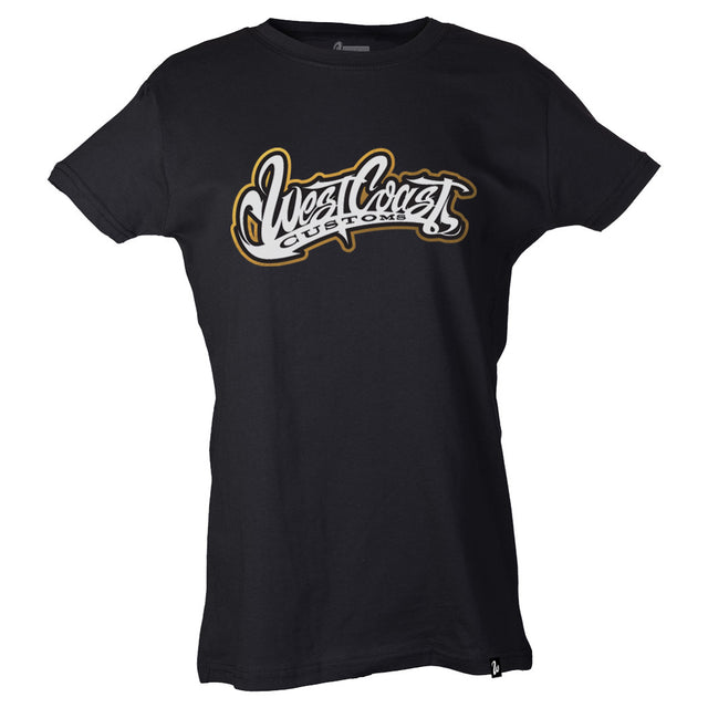 Original Women's Logo Gold Foil Tee